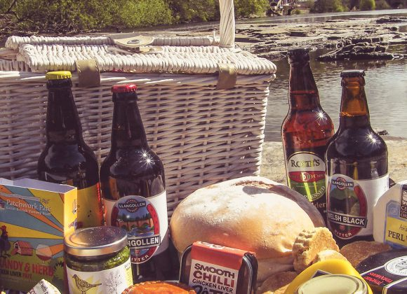 Welsh food & drink exports up by almost 20%