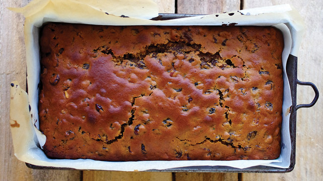 Traditional Welsh recipe for Bara Brith