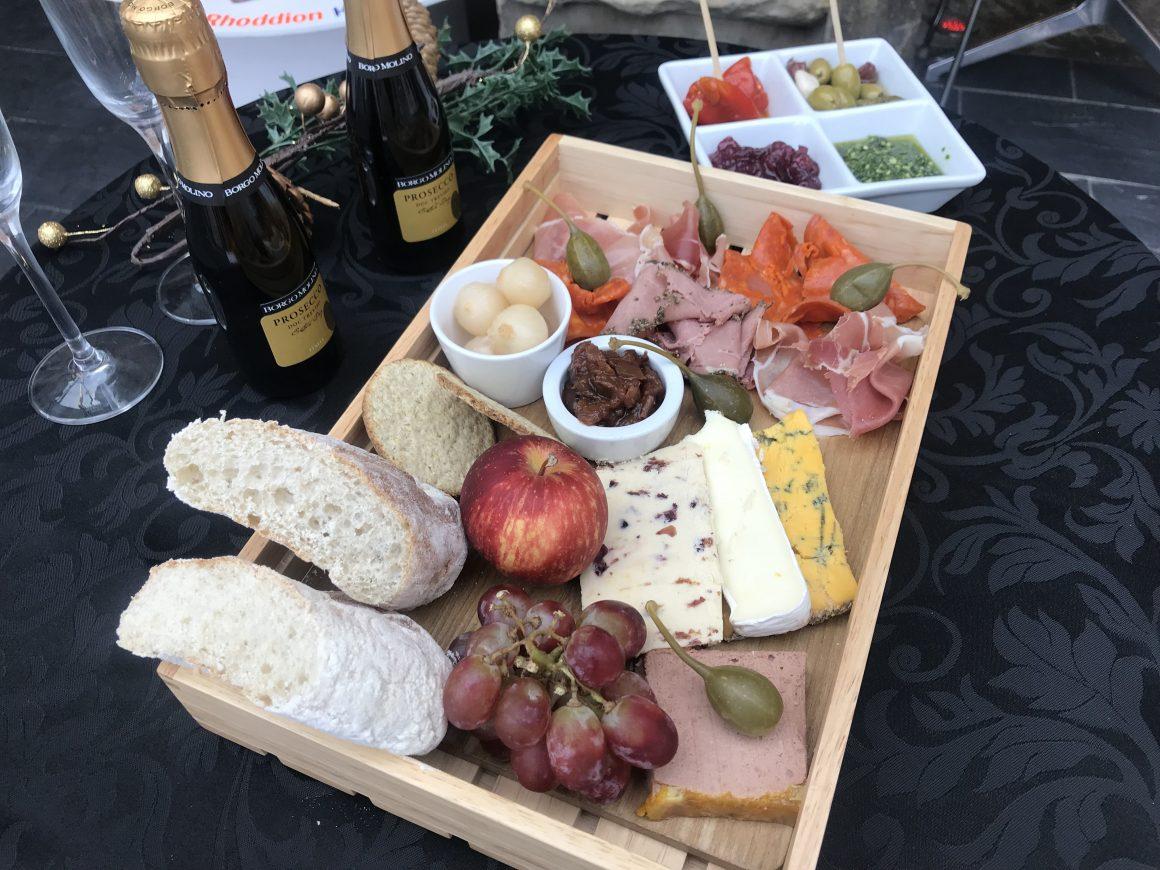 Festive menus in and around Llangollen