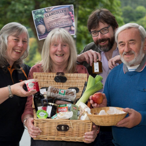 Llangollen Food Festival 13-14 October 2018
