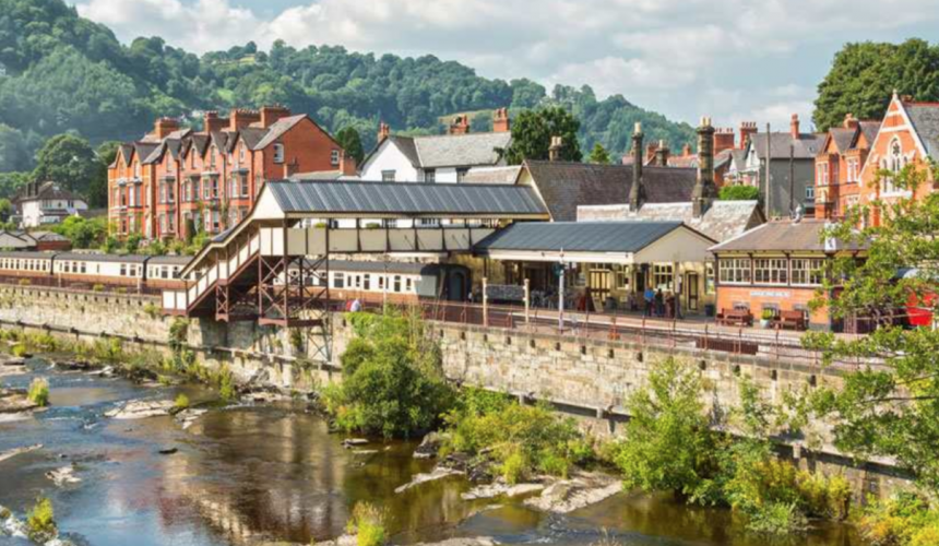 Where to shop in Llangollen