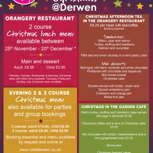 Christmas is coming at Derwen College