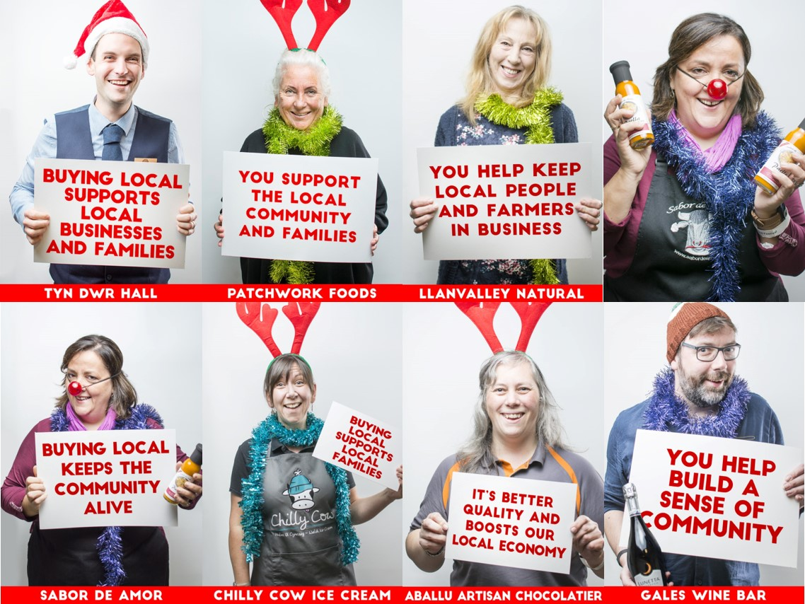 Why buying local this Christmas supports the local economy and community
