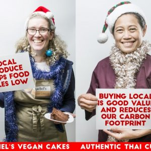 How buying local this Christmas can improve the environment for everyone