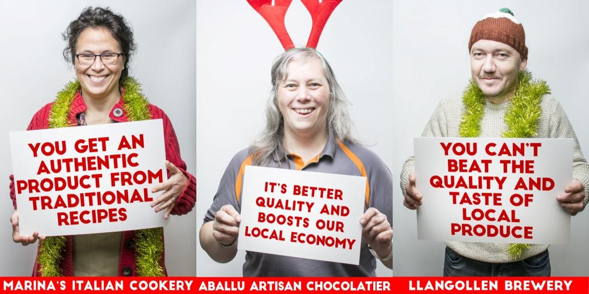 Make this Christmas tastier than ever – buy local