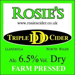 Rosie's Triple D Cider