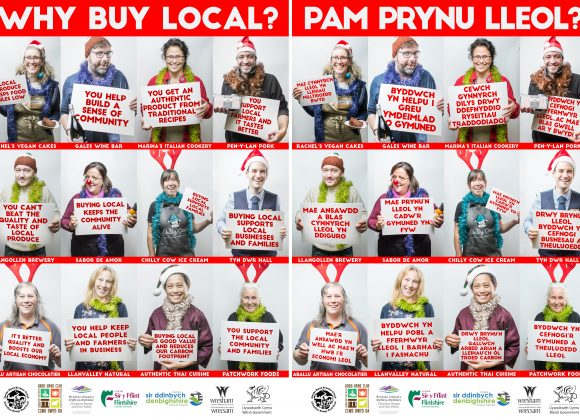 12 reasons why you should buy North Wales produce this Christmas