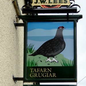 The Grouse Inn Carrog