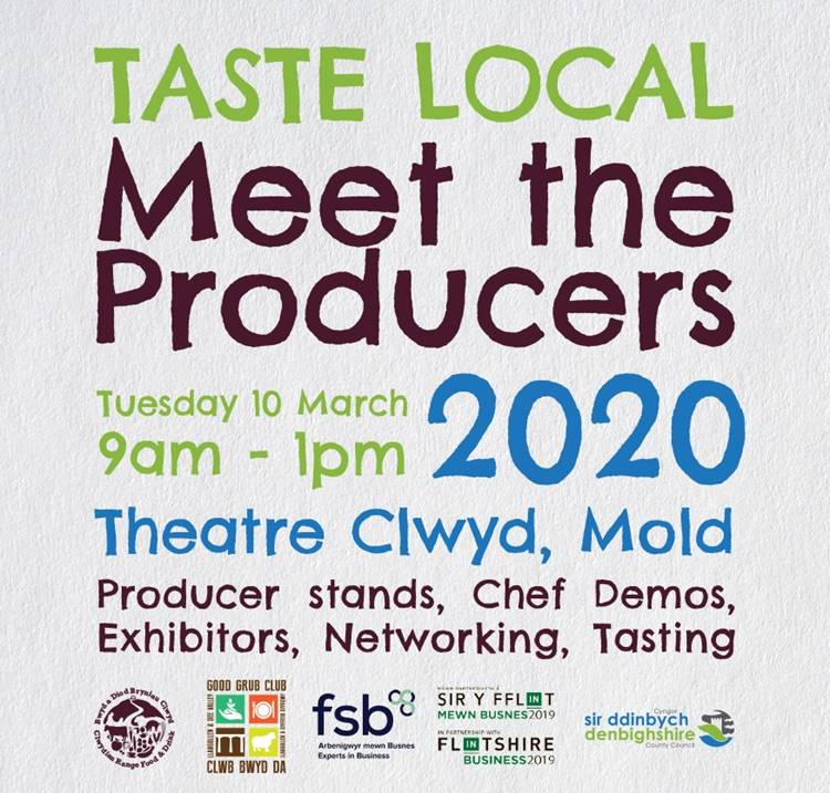 Meet The Producers 2020 – How your business will benefit